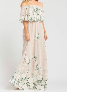 NEW Show Me Your Mumu Hacienda Maxi Dress